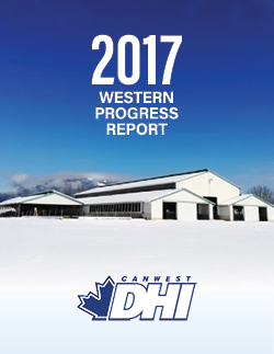 2017 DHI Western Progress Report